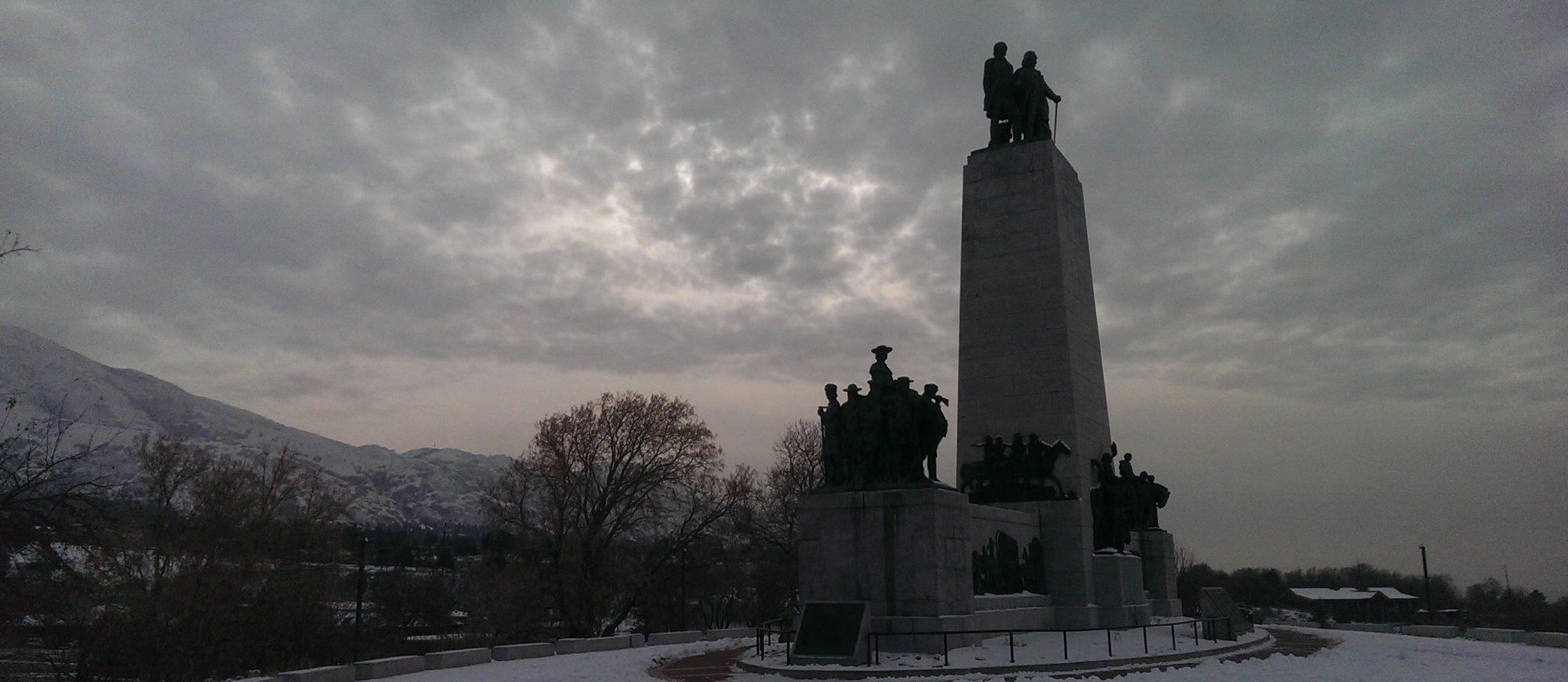 Utah Historical Markers